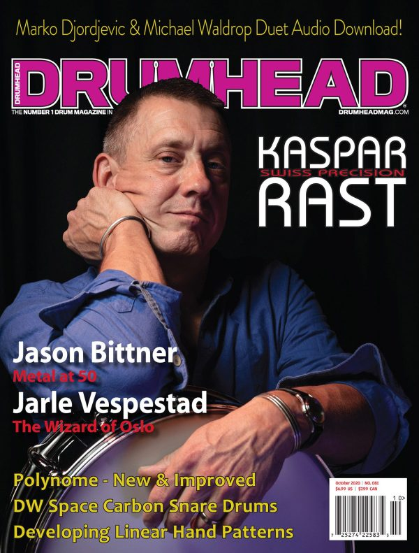 Drumhead Issue 81 Cover