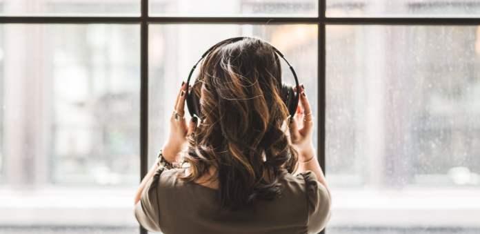 atenção plena para ouvintes de música