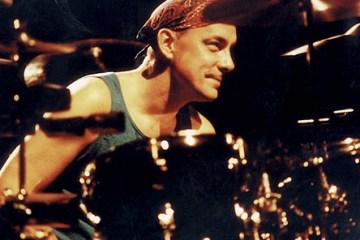 neil peart, drummer of rush