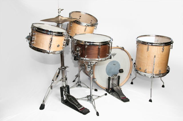 How To Build Your Own Drumset Drum Magazine