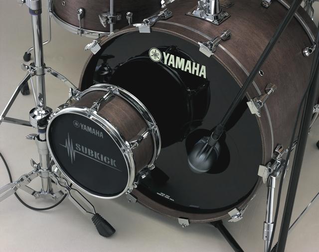 Yamaha Skrm 100 Subkick Reviewed Drum Magazine