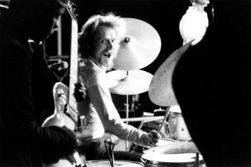 drummer ginger baker
