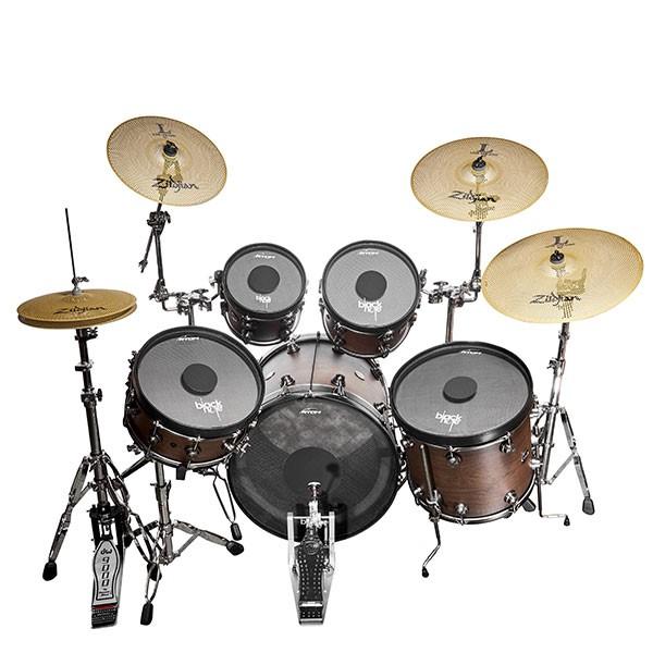 rtom introduces black hole practice pads drum. Black Bedroom Furniture Sets. Home Design Ideas