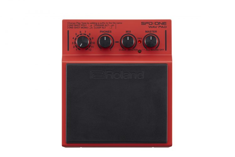Roland_SPD_ONE_Wav_Pad