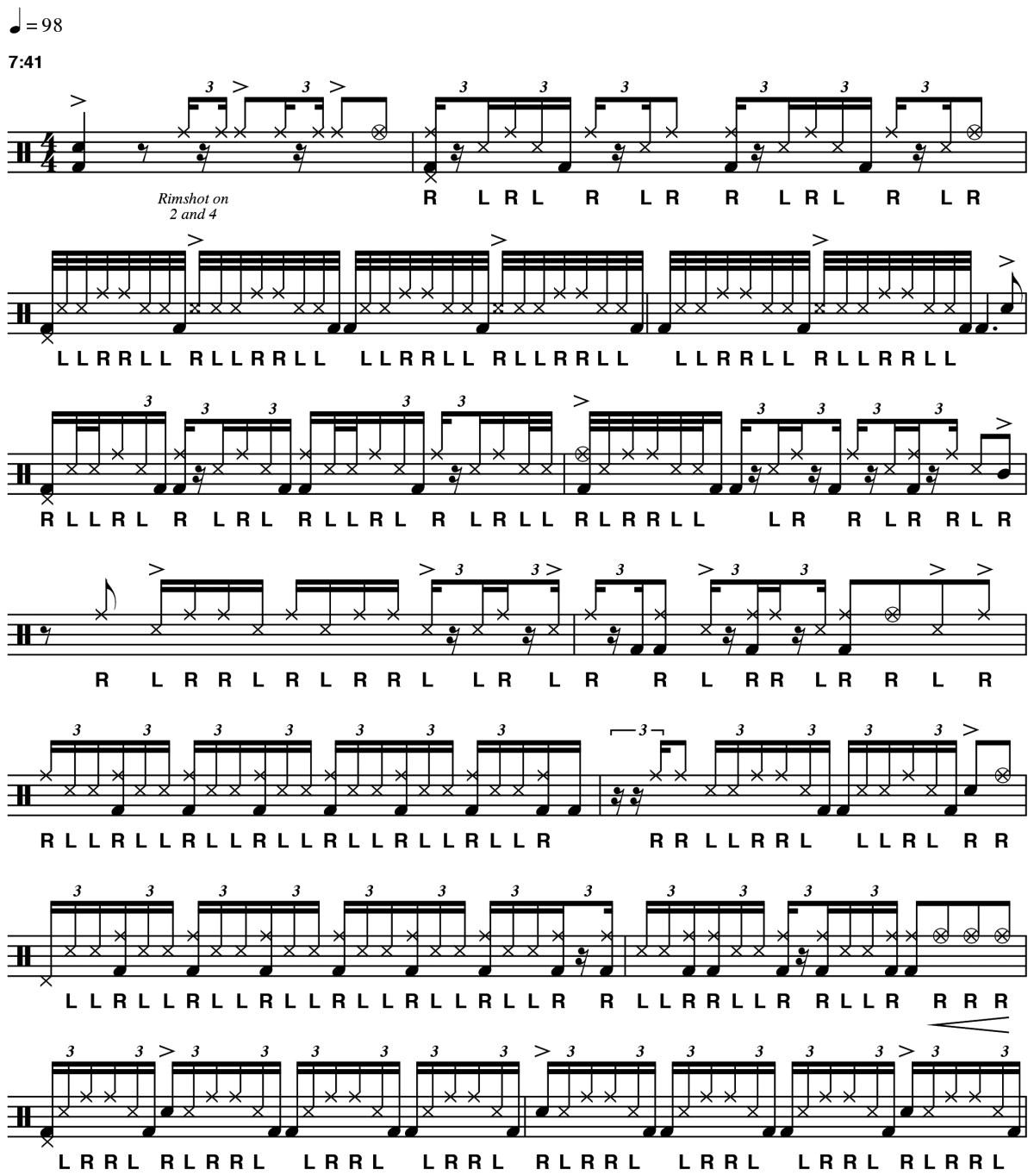 Steve Gadd's 'Way Back Home' Album: Transcription & Analysis