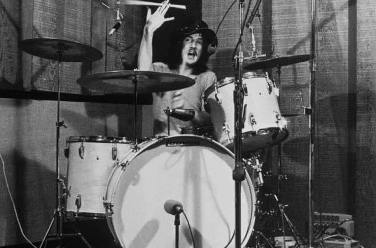 Led Zeppelin drummer John Bonham