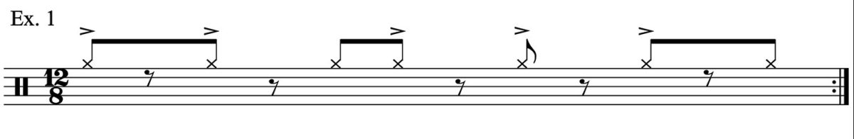 Video Lesson: Expanding Afro-Cuban 12/8 Vocabulary On Drum
