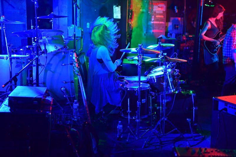 Courtney Petersen Unstraight band