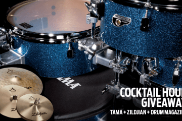 Drum Cocktail hour giveaway featured image
