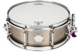 Dunnett titanium snare drum