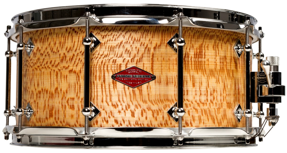 exotic wood Craviatto snare