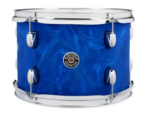 gretsch blue flame tom