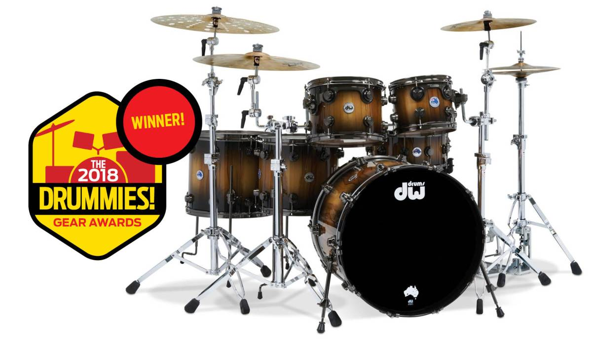 The 2018 Drummies Gear Awards Winners Drum Magazine Piece Set Diagram Premier 9 Peice Kit 2500