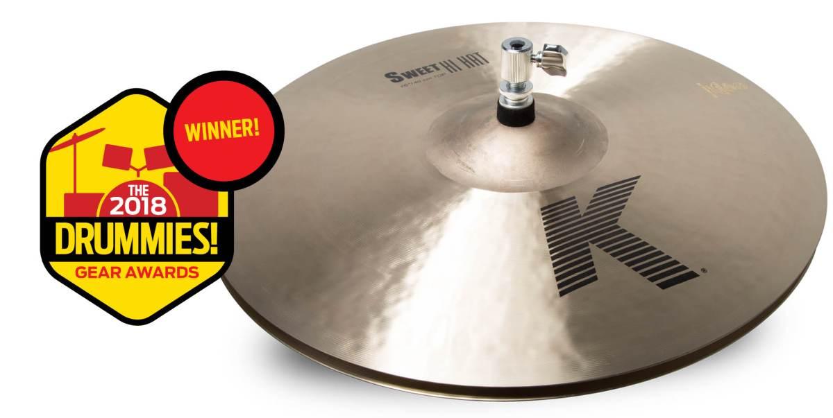 Zildjian K hi hat Drummie