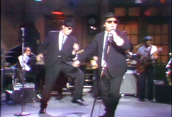 """Sunday Sounds: Fight Holiday Blues With The Blues Brothers' """"Soul Man"""""""