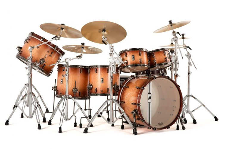 Mapex Black Panther Design Lab Drums launch this month.