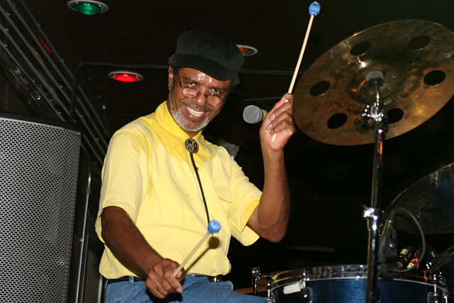 Sunday Sounds: The Funktastic Drumming From War's Harold Ray Brown
