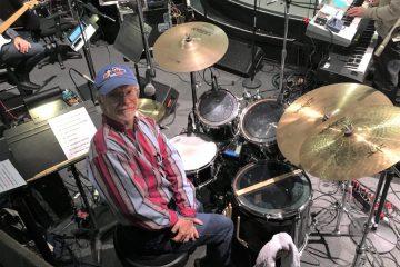 drummer RICK VAN HORN
