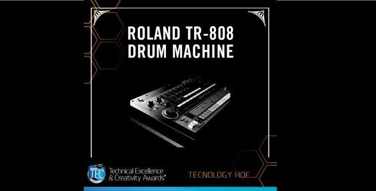 roland tr-808 drum machine namm 2019 hof