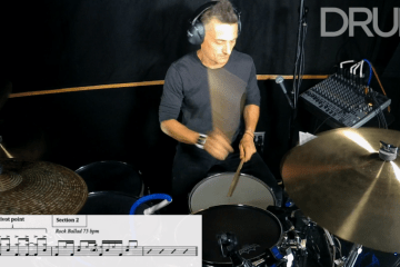 Drum Lesson on Green Day's Jesus of Suburbia