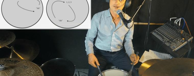 drumming brushes lesson