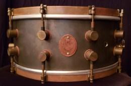 A&F A&F'er steel snare