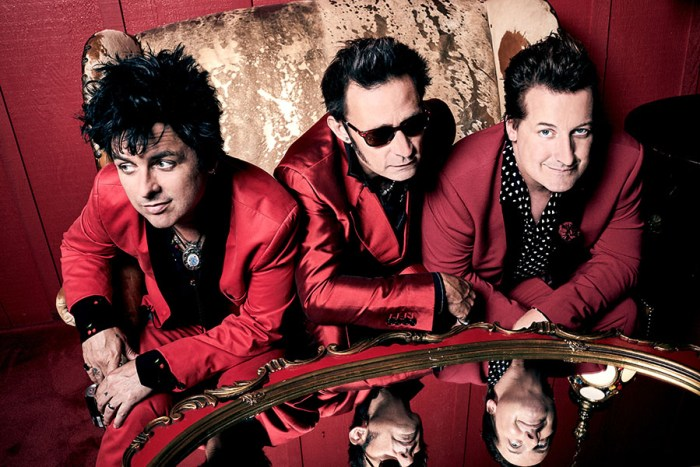 Green Day in a Red Room