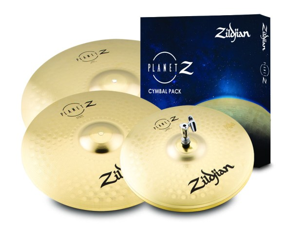 Zildjian Planet Z series cymbals