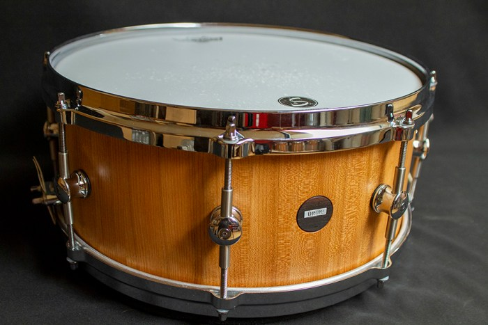 sugar percussion snare drum