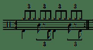 Initiation au shuffle