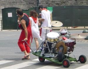 Batterie à roulette - choisir sa batterie - Drummer.fr
