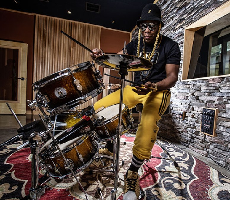 Get It Started' Livestream With Daru Jones, Now On Drum Network - Drummer's  Review