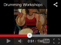 Watch this video to see some of our fantastic facilitators and see some of the different workshops we provide.
