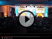 Massive workshop for 300 delegates in Leicester.