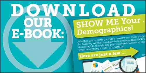 Show Me Your Demographics!