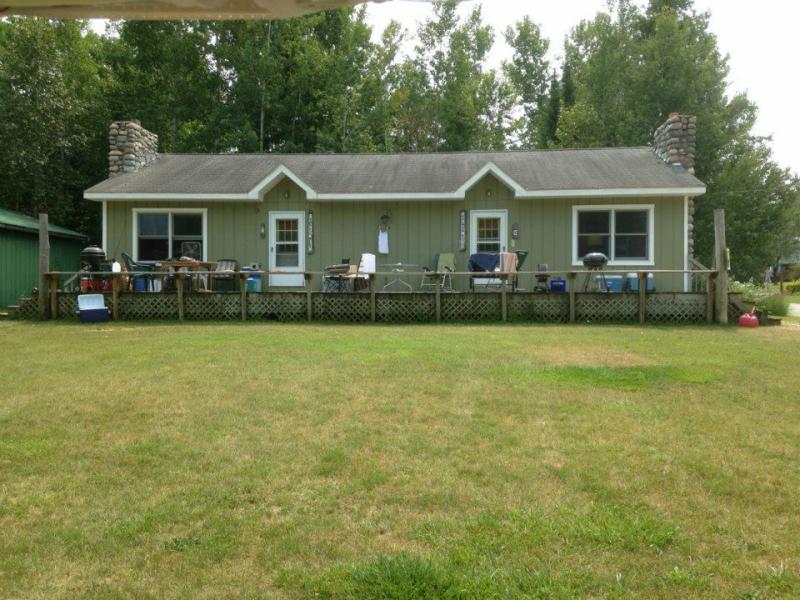 Drummond Island Duplex for Sale