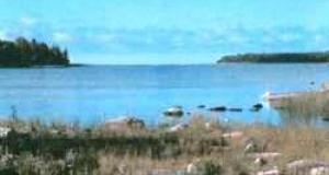 Drummond Island, Yorty Point view