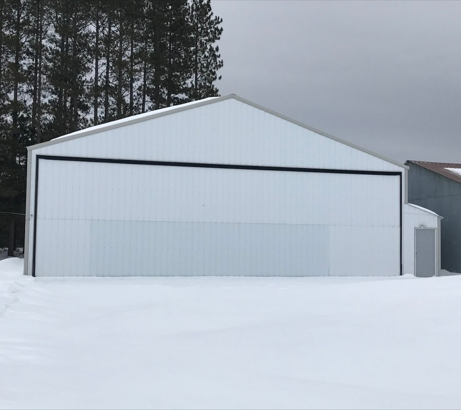 Airplane Hanger for sale