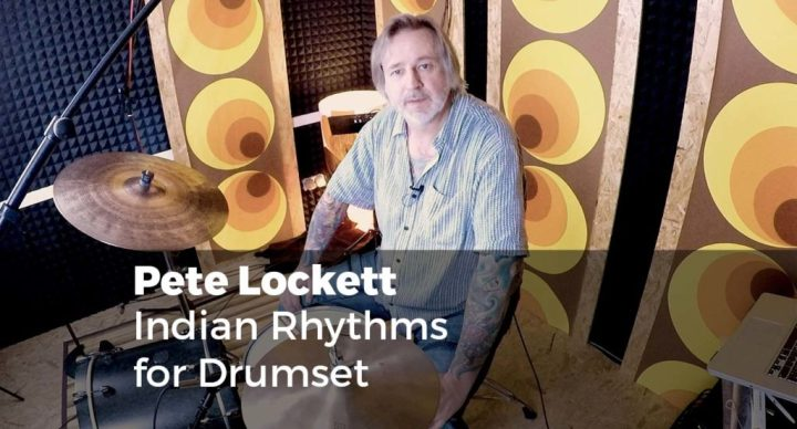 Pete Lockett - Indian Rhythms