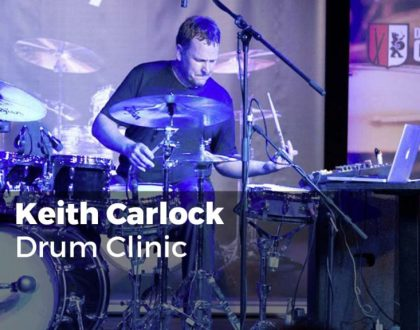 Keith Carlock Drum Clinic