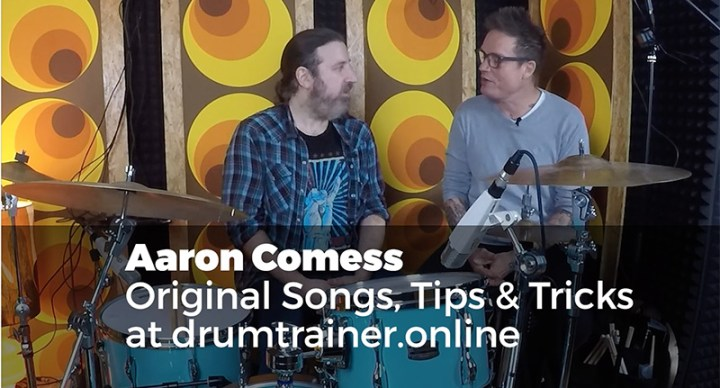 Original Songs, Tips & Tricks with Aaron Comess