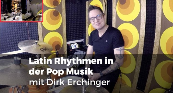 Dirk Erchinger Latin Rhythm