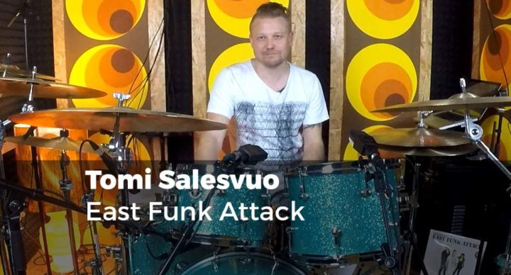 Tomi Salesvuo – East Funk Attack