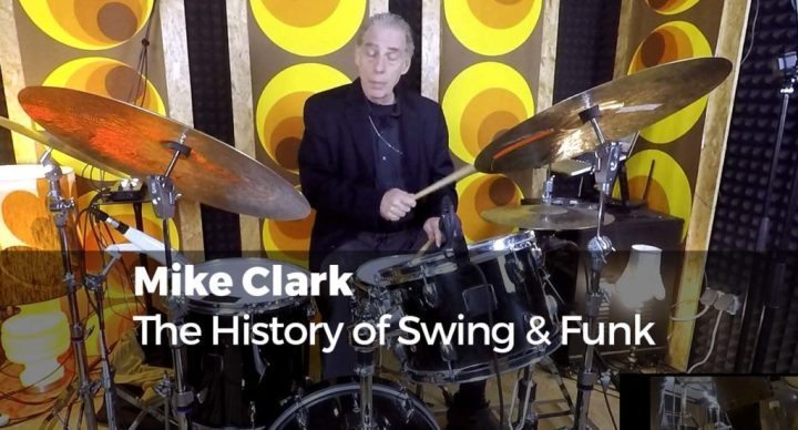 Kurs Mike Clark - History of Swing & Funk