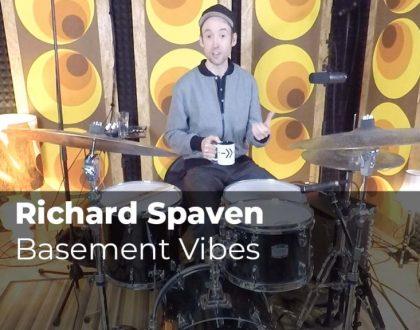 Basement Vibes mit Richard Spaven