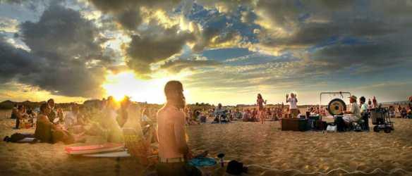 Aug 2016 Full Moon Drum Circle VA Beach2web-1