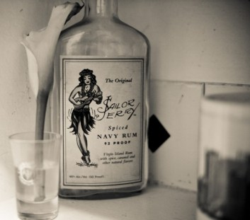 Photo: Sailor Jerry Spiced Navy Rum