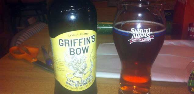 Samuel Adams Griffin's Bow