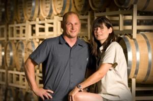 Scott and Becky Harris