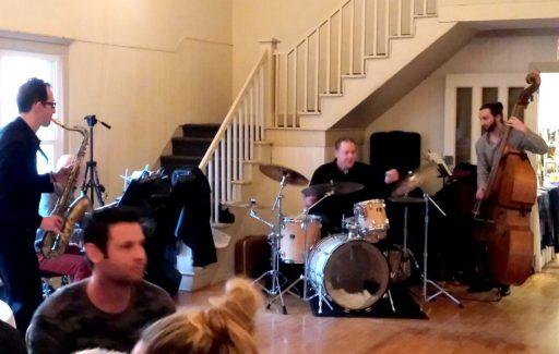 The Nick Gianni Trio at the 2016 Long Island Nano Cask Ale Festival